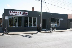 Robert Sim Building Supplies