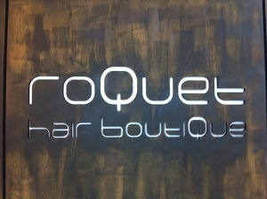 Roquet Hair Boutique logo
