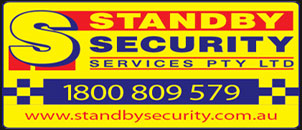 Standby Security Logo
