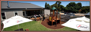 The Courthouse Hotel 5 Outdoor Play area